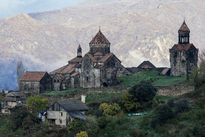 Monasterio de Aghpat foto de archivo