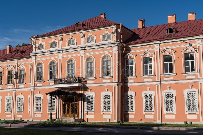 Monasterio de Alexander Nevsky Lavra en St Petersburg imagen de archivo libre de regalías