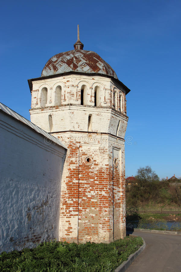 Monasterio de Alexandrovsky fotografía de archivo libre de regalías