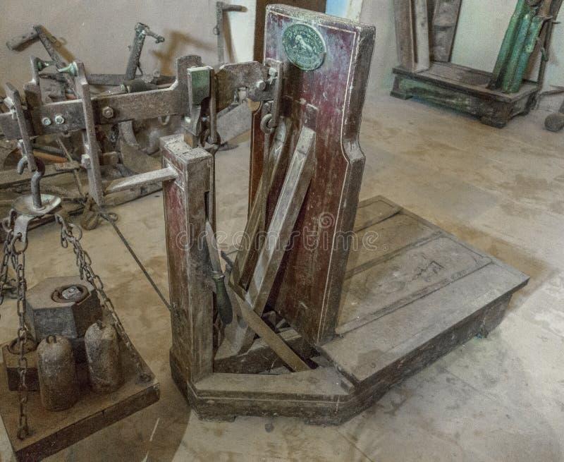 Monasterio de Arkadi crete fotos de archivo