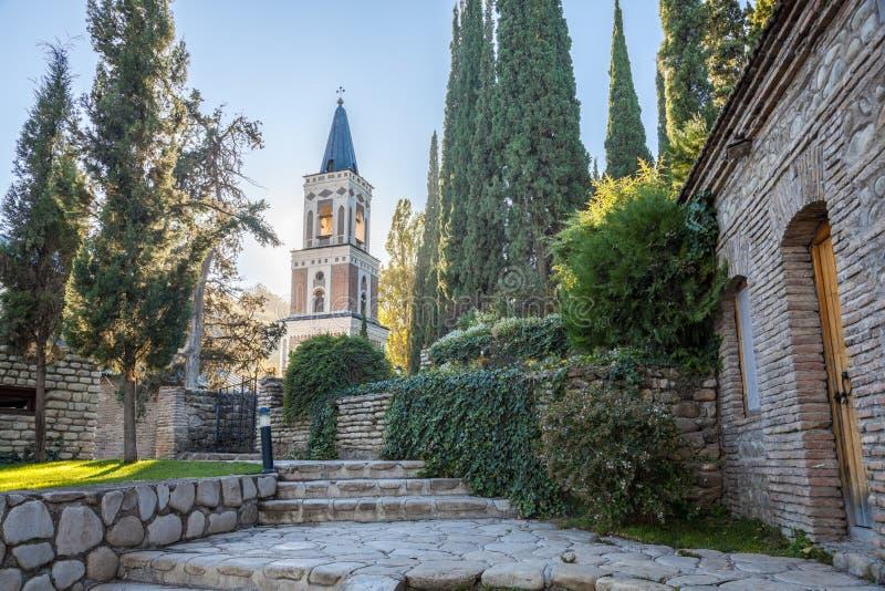 Monasterio de Bodbe foto de archivo