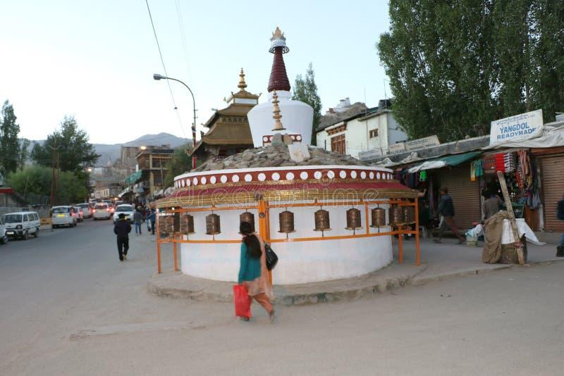 Monasterio de Boddha imagenes de archivo