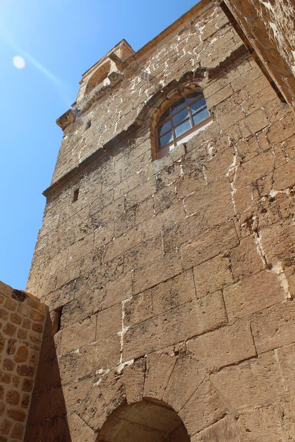 Monasterio de Deyrulzafaran imagenes de archivo