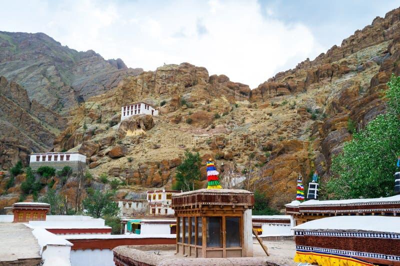 Monasterio de Hemis imágenes de archivo libres de regalías