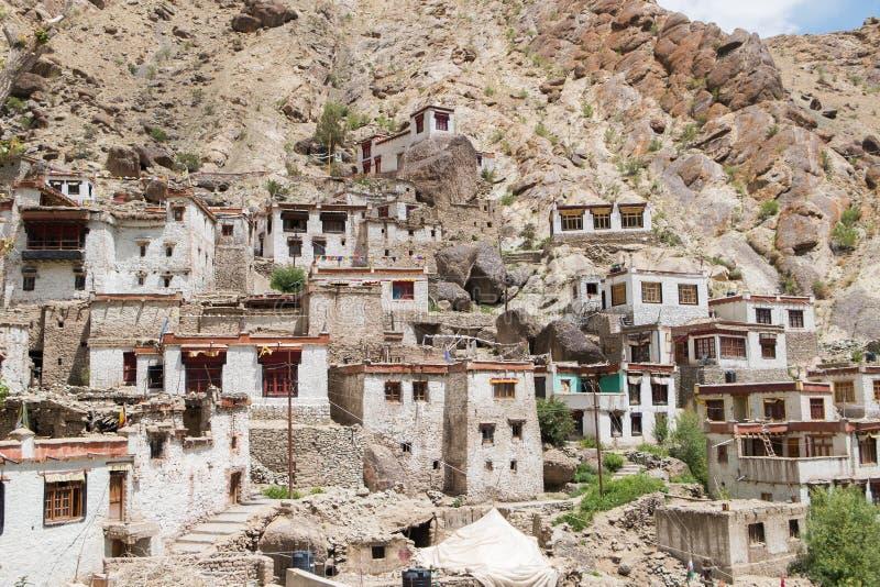 Download Monasterio De Hemis, Leh Ladakh Foto de archivo - Imagen de religión, nieve: 64212988