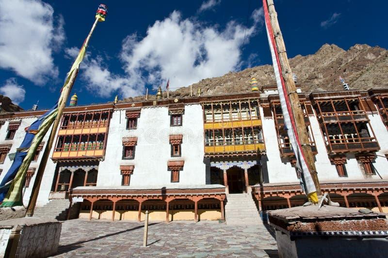 Monasterio de Hemis, Leh-Ladakh, Jammu y Cachemira, la India imagen de archivo