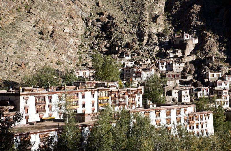 Monasterio de Hemis, Leh-Ladakh, Jammu y Cachemira, la India fotografía de archivo libre de regalías