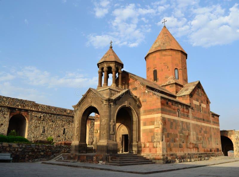 Monasterio de Khor Virap fotos de archivo libres de regalías