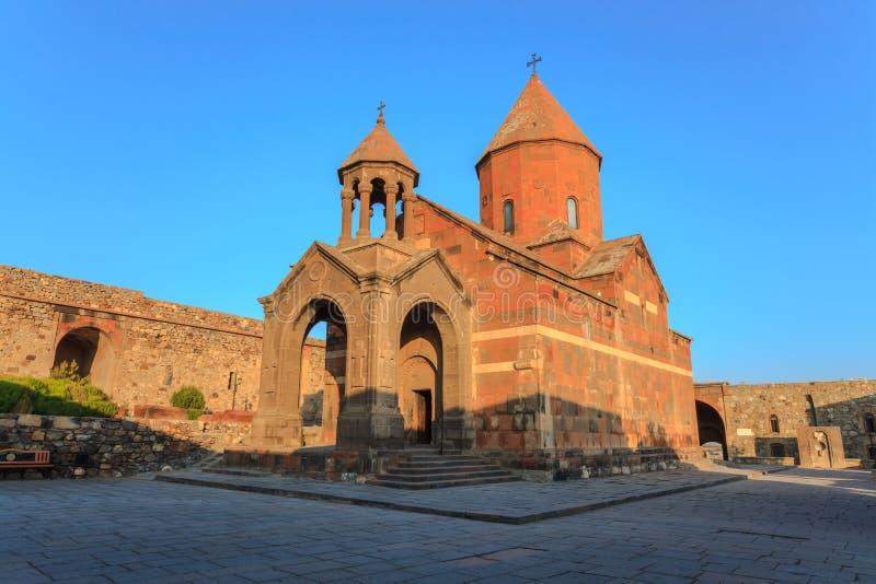 Monasterio de Khor Virap imagen de archivo