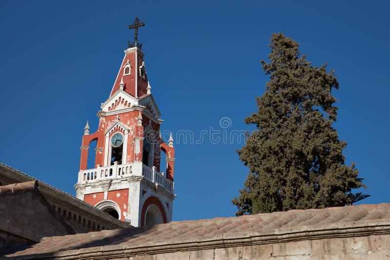 Monasterio de la Recoleta fotografia de stock