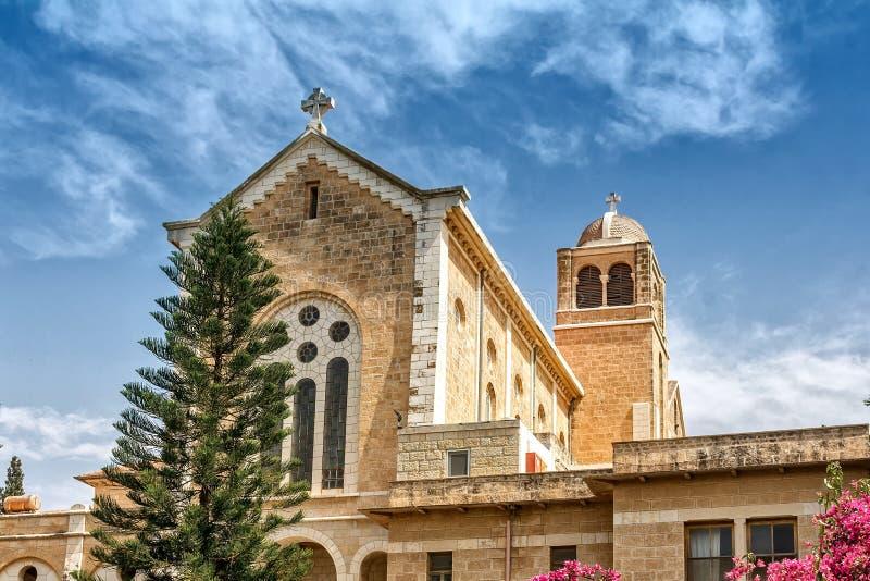 Monasterio de Latrun fotos de archivo libres de regalías