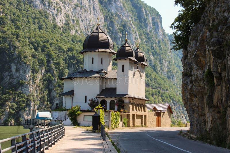 Monasterio de Mraconia fotos de archivo libres de regalías