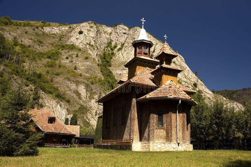 Monasterio de Posaga fotos de archivo