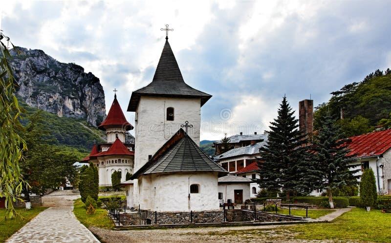Monasterio de Ramet imagen de archivo libre de regalías