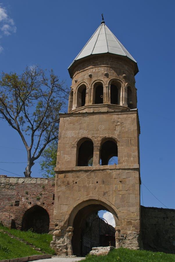 Monasterio de Samtavro foto de archivo