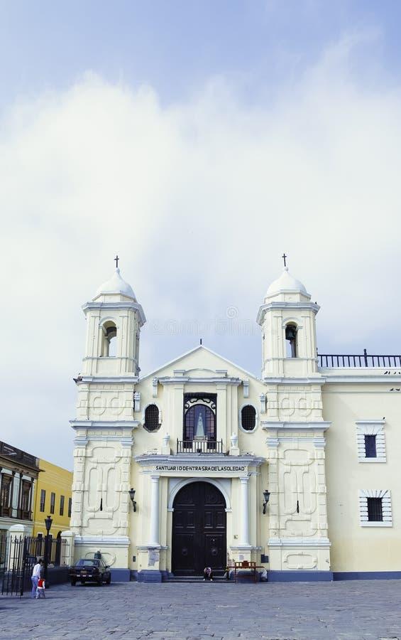 Monasterio de San Fransisco imagenes de archivo