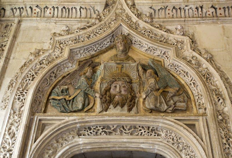 Monasterio de San Juan de los reyes fotografía de archivo libre de regalías