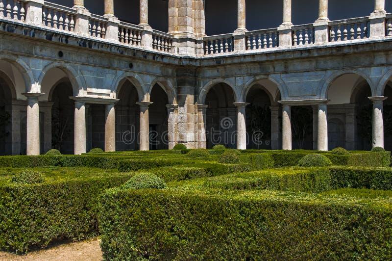 Monasterio de San Lorenzo de El Escorial Madrid, Espa?a foto de archivo