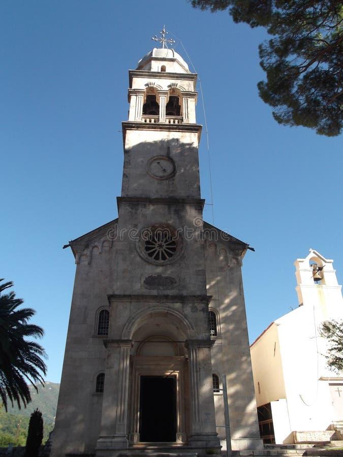 Monasterio de Savina foto de archivo