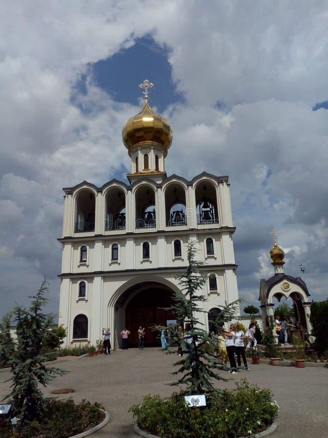 Monasterio de St Petka de Bijeljina foto de archivo libre de regalías