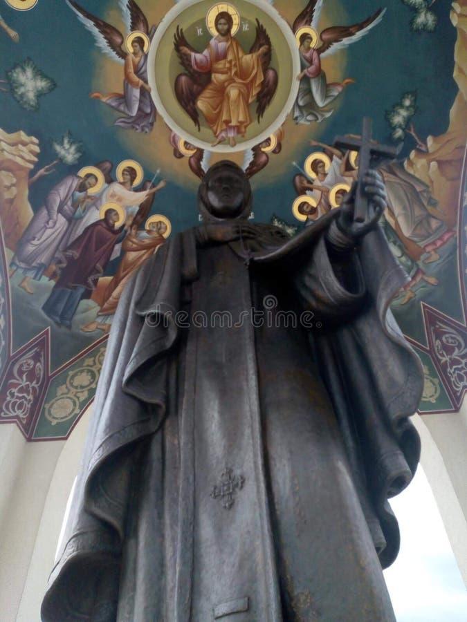 Monasterio de St Petka de Bijeljina imagen de archivo libre de regalías
