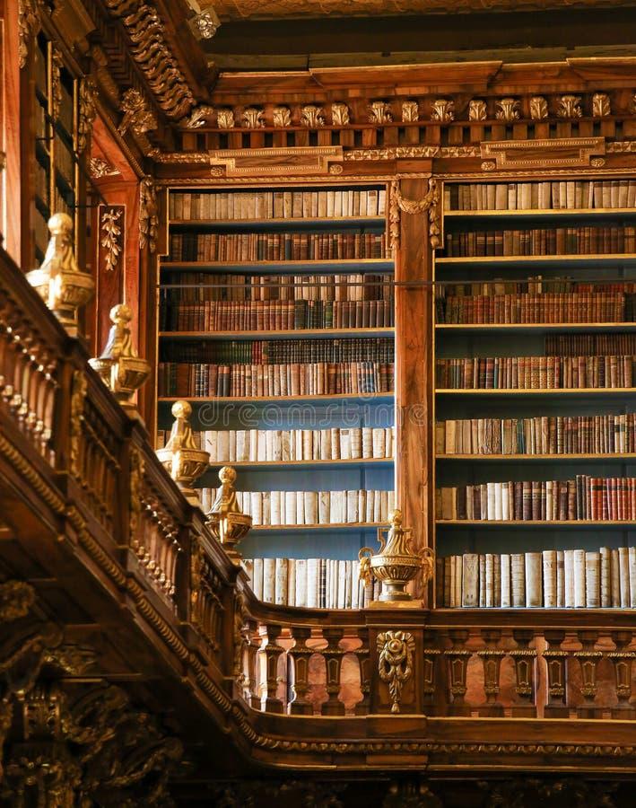 Monasterio de Strahov, Praga, República Checa imagen de archivo libre de regalías