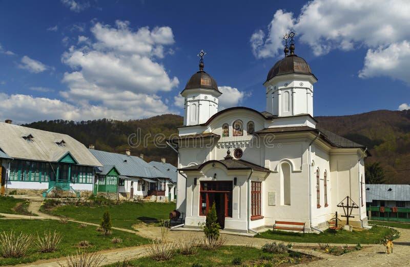 Monasterio de Suzana fotografía de archivo