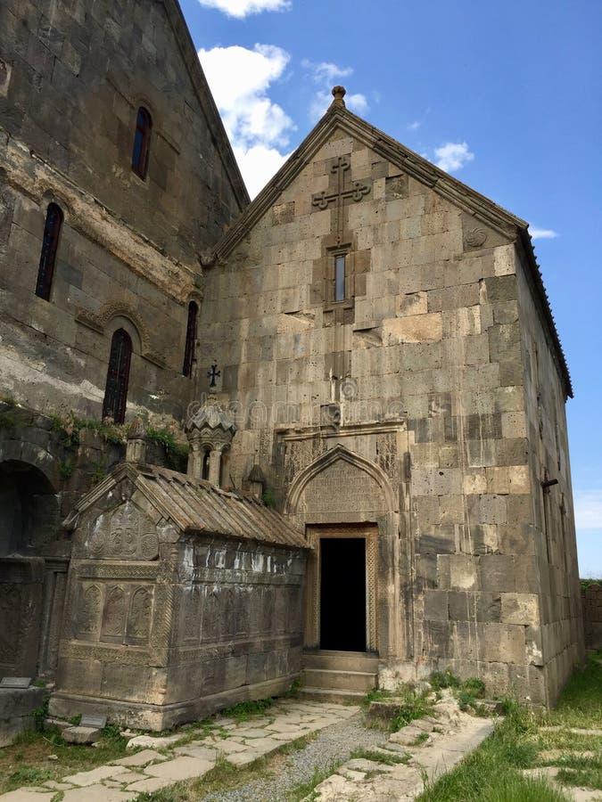 Monasterio de Tatev, Armenia foto de archivo