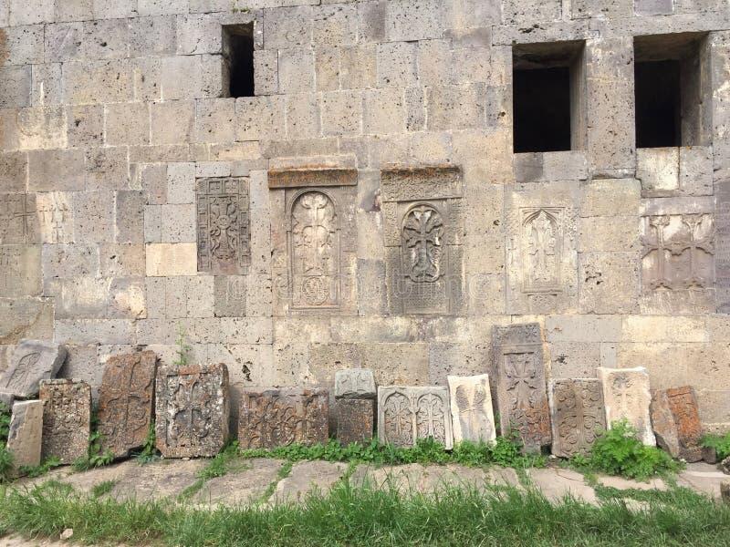 Monasterio de Tatev, Armenia fotografía de archivo