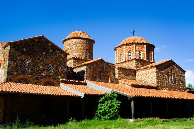 Monasterio de Vodoca imágenes de archivo libres de regalías