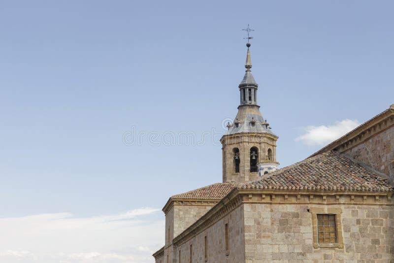 Monasterio de Yuso, en San Millan de la Cogolla, La Rioja, España foto de archivo libre de regalías