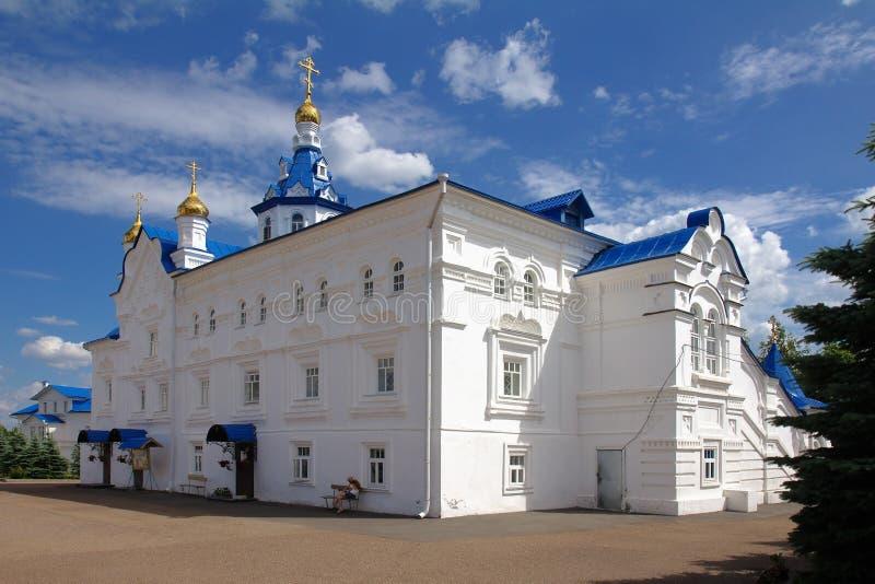 Monasterio de Zilant en Kazán, Rusia fotografía de archivo libre de regalías