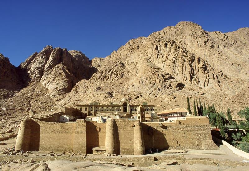 Monasterio del St. Catherine foto de archivo