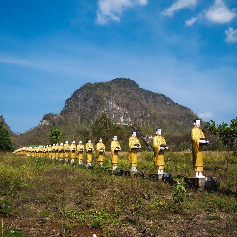 Monasterio del Tai TA Ya foto de archivo libre de regalías