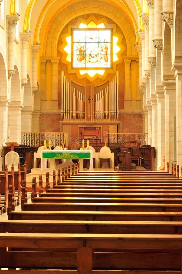 Monasterio franciscano e iglesia del St. Catherine imagenes de archivo