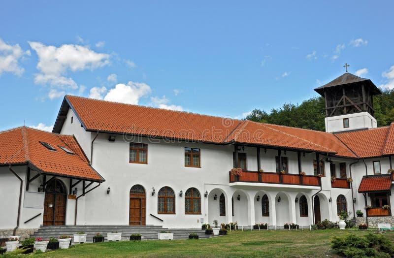 Monasterio Mileseva fotografía de archivo libre de regalías