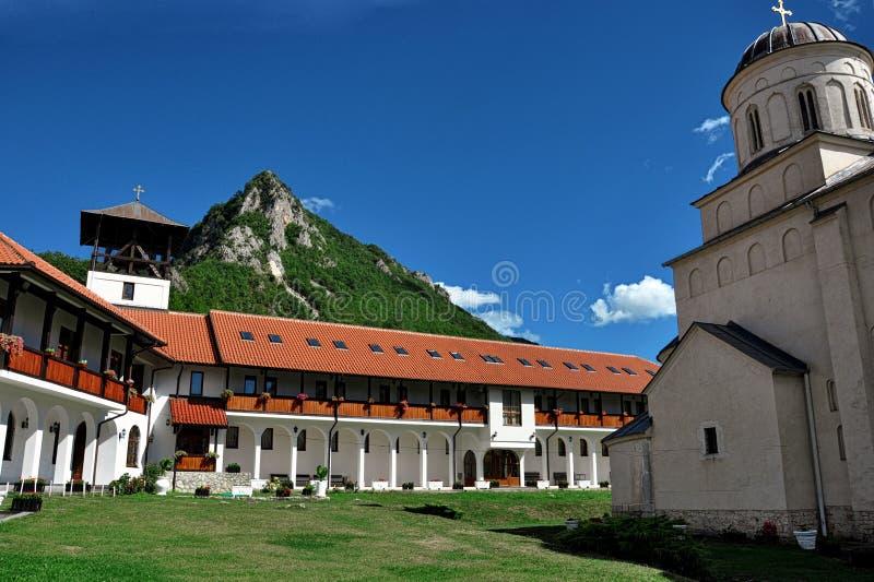 Monasterio Mileseva fotos de archivo