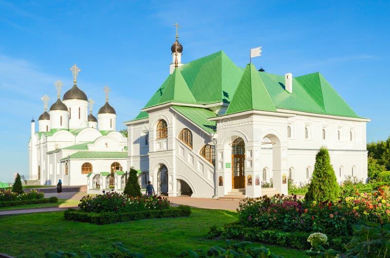 Monasterio santo de la transfiguración, Murom, Rusia imagen de archivo libre de regalías