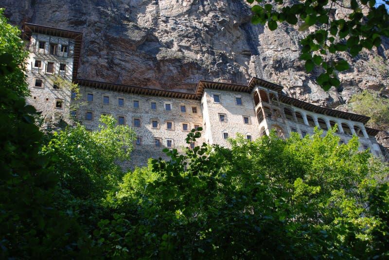 Monastero fotografia stock