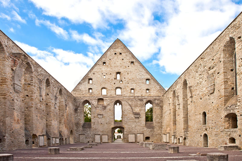 Monastero della st Brigitta immagini stock