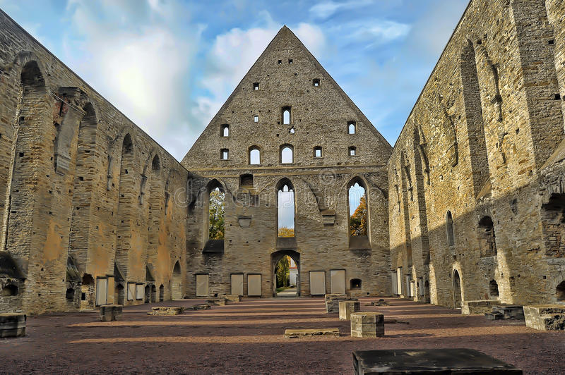 Monastero della st Brigitta fotografia stock libera da diritti