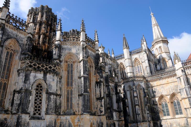 Monastero di Batalha immagini stock