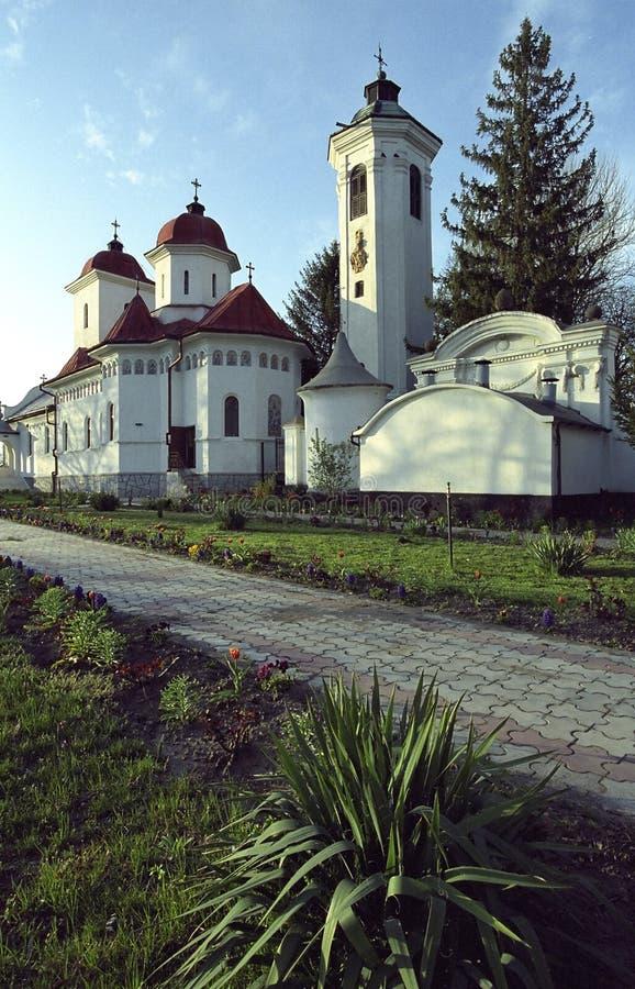 Monastero di Bodrog immagine stock libera da diritti