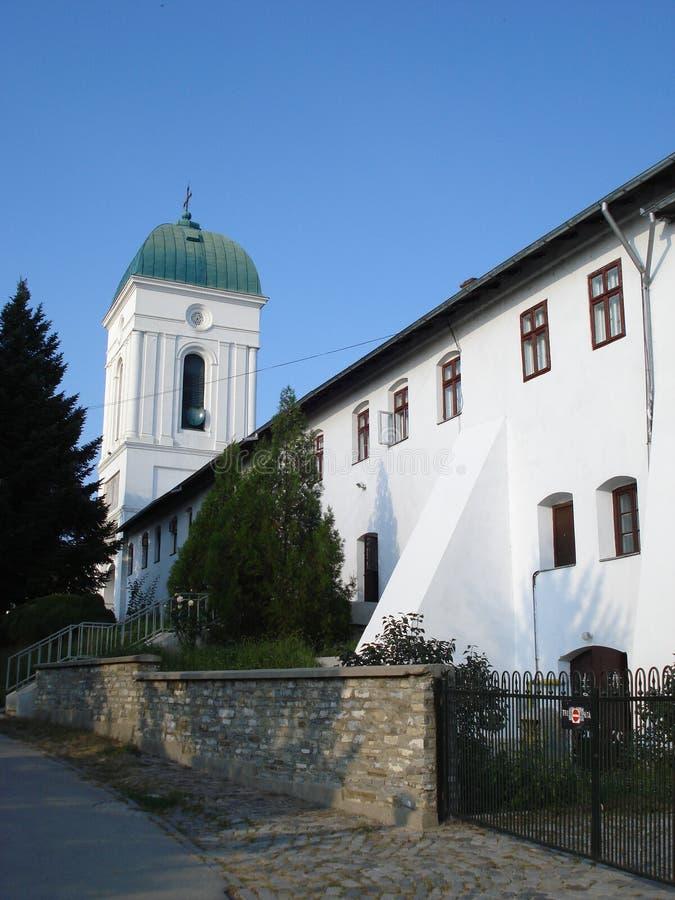 Monastero di Cernica fotografie stock