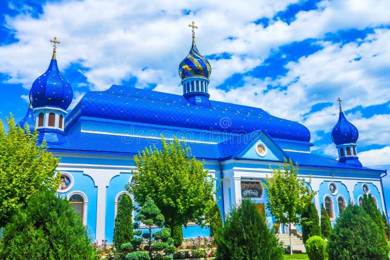 Monastero 10 di Cernivci Banchensky fotografie stock libere da diritti