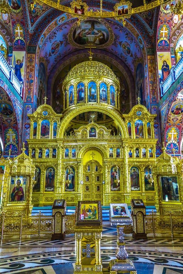Monastero 20 di Cernivci Banchensky immagine stock libera da diritti