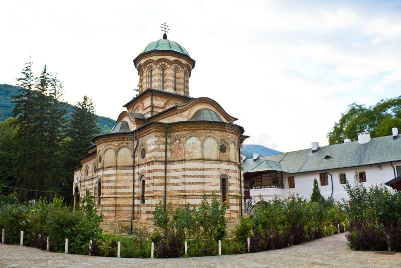 Monastero di Cozia fotografie stock libere da diritti