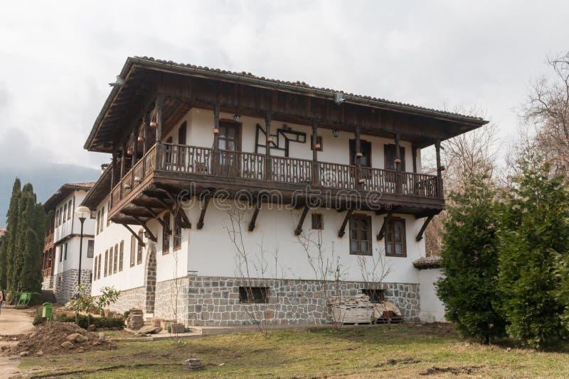 Monastero di Klisura, Bulgaria immagini stock libere da diritti