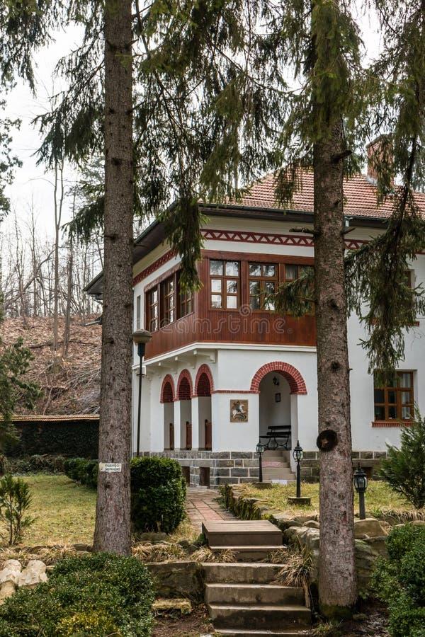 Monastero di Klisura, Bulgaria fotografie stock libere da diritti