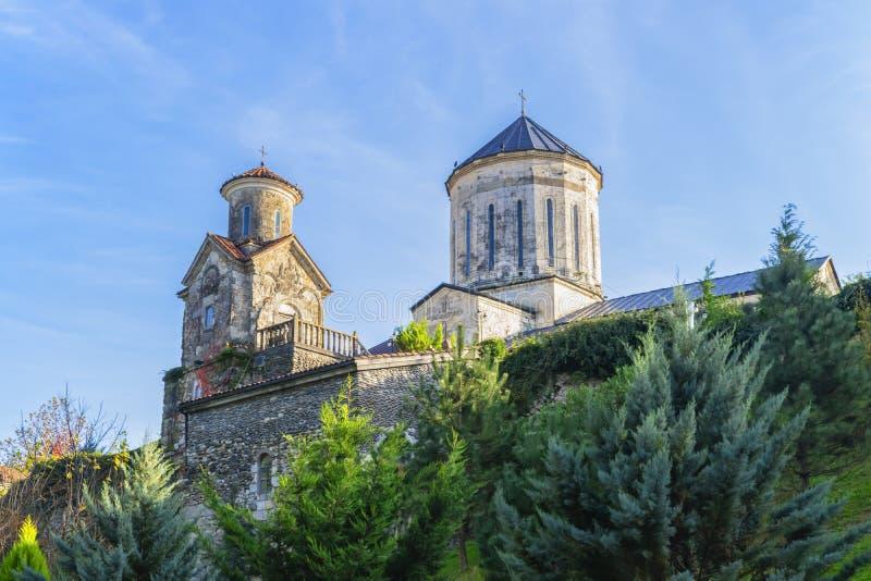 Monastero di Martvili fotografie stock libere da diritti